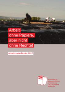 UNDOK-Arbeitszeitkalender2017