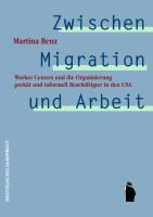 Buchpräsentation und Podiumsdiskussion: Zwischen Migration und Arbeit